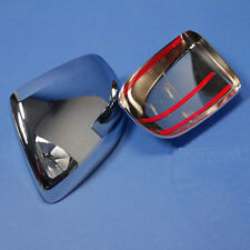 COQUE, COQUILLE DE RETROVISEUR CHROME EN ABS 2 PIECES- MERCEDES VITO W447 2014-
