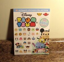 Disney Tsum Tsum DK Ultimate Sticker Collections Book Over 1000 Stickers NEW