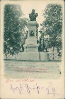 Ansichtskarte Rastatt Kaiser- Kriegerdenkmal  (Nr.9125)