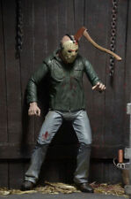 """7""""Friday the 13th Part III 3D JASON VOORHEES Scale Ultimate Action Figure"""