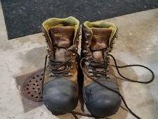 """KEEN 1007976 Milwaukee 6"""" (Steel Toe) Men's Work Boot SZ 10D"""
