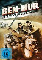 ADRIAN/DAVIES,JONNO BOUCHET - BEN HUR-SKLAVE ROMS   DVD NEU