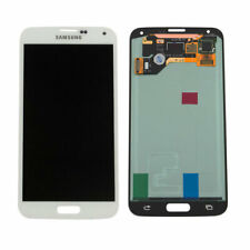 For Samsung Galaxy S5 i9600 G900F LCD Screen Replacement Touch Digitizer White