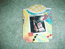 1994 Houston Rockets Moses Malone McDonald's French Fry Holder