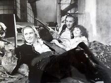 ERROL FLYNN Movie Film 8x10 PHOTO Captain BLOOD 1935 re-release PRESSING dt318