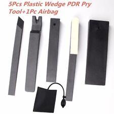 1Pc Airbag  +5Pcs Plastic Wedge Assemble Window Door Remover PDR Repair Pry Tool