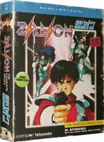 Zillion: The Complete Series [New Blu-ray] With DVD, Standard Ed, Boxed Set, D