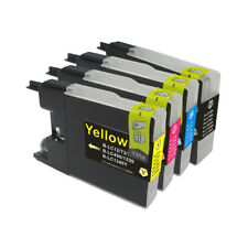 4 NON-OEM INK CARTRIDGE BROTHER LC-75 LC-71 MFC-J435W	MFC-J5910DW MFC-J625DW