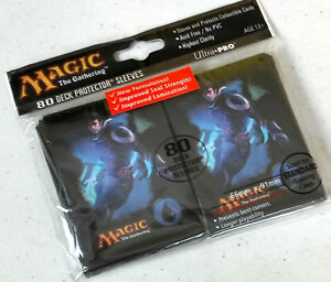 Ultra Pro 80 Deck Protector Magic the Gathering JACE CARD SLEEVES mtg