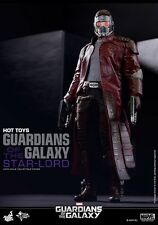 1:6 SCALE Hot Toys MMS255 STAR-LORD GUARDIANS OF THE GALAXY COLLECTION FIGURE