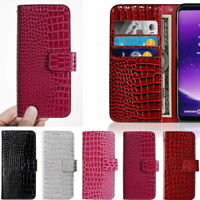 Crex Wallet Cover Case for Samsung Galaxy Note9 Note8 Note5