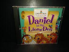 Little Ark Interactive Daniel in the Lion's Den Windows/Mac Cd Rom B177