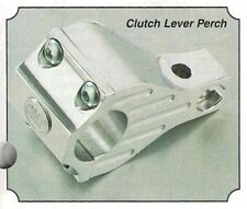 OMP CHROME CLUTCH LEVER PERCH HARLEY ARLEN NESS 08-795