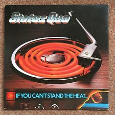 Status Quo If You Can't Stand The Heat... LP. Buy 5 LPs 4 £3.99 Post UK