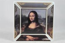 NEW Goebel-Artis Orbis 'Mona Lisa' Leonardo Da Vinci Plate / Tray  #127178 NIB