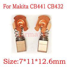 Carbon Brushes For Makita CB441 CB432 DHR241 DHR202 BTD200 BTW200 DTW450 OZ