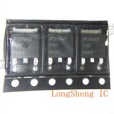 (5PCS) FDD6685 MOSFET P-CH 30V 11A DPAK 6685 new