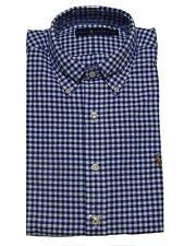 Ralph Lauren Bequeme Sitzende Herren-Freizeithemden & -Shirts mit Langarm-Ärmelart aus Baumwolle