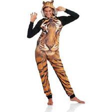NEW WOMENS PLUS SIZE 2X LION 1 ONE PIECE COSTUME UNION SUIT PAJAMAS PAJAMA