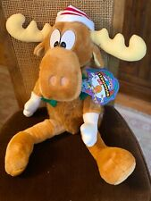 Macy's Exclusive Bullwinkle Plush with tags