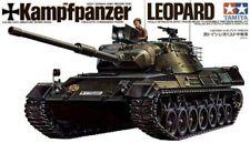 Tamiya Tanque leopardo West German Army 1 :3 5 Kit construcción modelo Art 35064