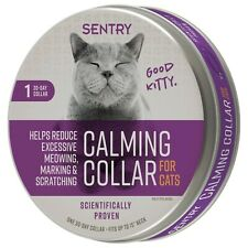 Sentry Calming Collar for Cats - One 30-day Collar