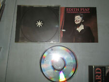 Edith Piaf - Premieres Chansons (Cd, Compact Disc) Complete Tested