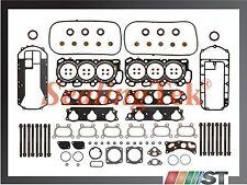 Fit 06-10 Honda Acura V6 J32A3 J35A Engine Cylinder Head Gasket Set w/ Bolts Kit