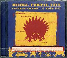 MICHEL PORTAL UNIT  Chateauvallon : 23 aout 1972