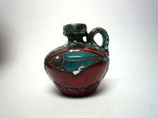 Zeitgenössische italienische Majolika Keramik-aus