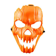 Halloween Full Face Scary Pumpkin Head Mask Costume Party Props Fancy Mask Party