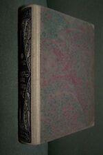 1922 Gottfried Keller Die Leute von Seldwyla Band 1 illustriert Erstausgabe BUCH