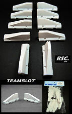 TEAM SLOT 1:32 PAINTED DOUBLE SIDED END WALL - 5 PAIRS - 63019 TRACK DIORAMA