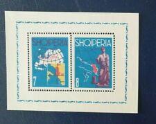 Albanien/Albania 1962 Europa Block 13 **/MNH/Postfrisch
