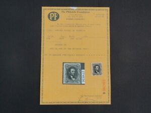 Nystamps US Stamp # 108 Mint NGAI $5500 only 397 sold PF Certificate m7xb