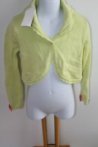 Gymboree Girl Girls Top Size M 7-8  Sweater NEW Fairy Garden Easter Green