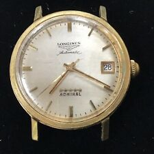 Rare Vintage Longines Admiral Five Star Automatic Cal L890.2 Working Wristwatch