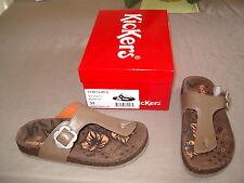 Sandale Kickers  taille 34 neuve