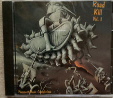 ROAD KILL VOL.  1– Crowbar Demented Ted Gorefest Therion