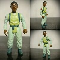 VINTAGE WINSTON ZEDDMORE ACTION FIGURE THE REAL GHOSTBUSTERS 1984 COLUMBIA PICS