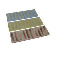 Silverline Diamond File Card Set 3pce 50 x 150mm Woodwork DIY Tool