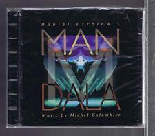 CD NEUF BALLET MANDALA DANIEL EZRALOW MUSIC BY MICHEL COLOMBIER