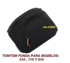 FUNDA ORIGINAL TOMTOM PARA GO 510, 710, 910 TOM TOM CARRY CASE NYLON NUEVA