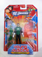 """DC UNIVERSE YOUNG JUSTICE 4"""" GREEN LANTERN W7662"""