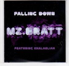 (EF551) MZ Bratt, Falling Down - 2012 DJ CD