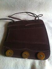 hueso Leather brazalera, Tradicional Tiro Con Arco
