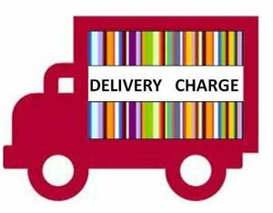 DELIVERY CHARGES & MATCHING BUTTONS