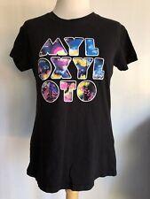 COLDPLAY Mylo Xyloto (2011) Album Promo T-Shirt Women's Juniors Size Large