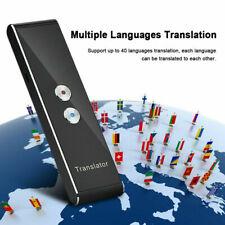 Smart Language Translator Two-Way Instant Voice Photograph Translaty