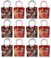 12pc Disney Incredibles 2 Jack Jack Party reusable Goodie Bags Party Favor Bag